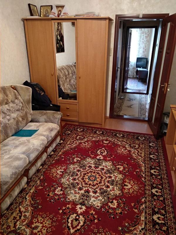 продажа трехкомнатной квартиры номер A-140552 в Суворовском районе, фото номер 11